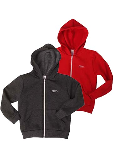 Full Zip Hood - Toddler Image