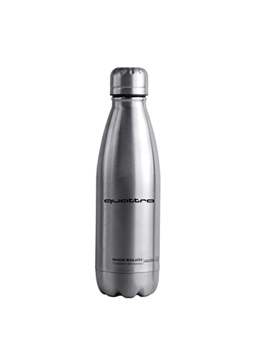 Asobu Central Park Bottle - Silver Image