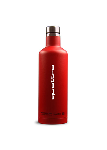 Asobu Times Square Travel Bottle - Red Image
