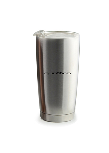 The Gladiator Tumbler - Silver Image