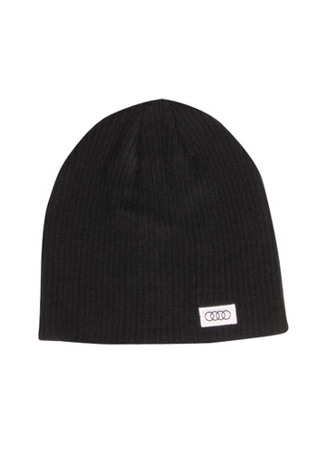 Cable Rib Beanie Image