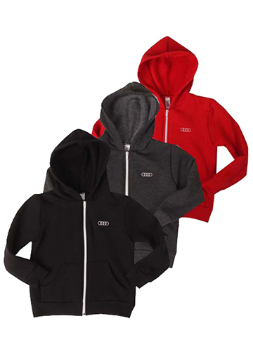 Full Zip Hood - Youth Image