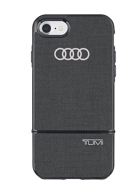 TUMI 2 Piece Slider Case for iPhone 7 - Gray Image