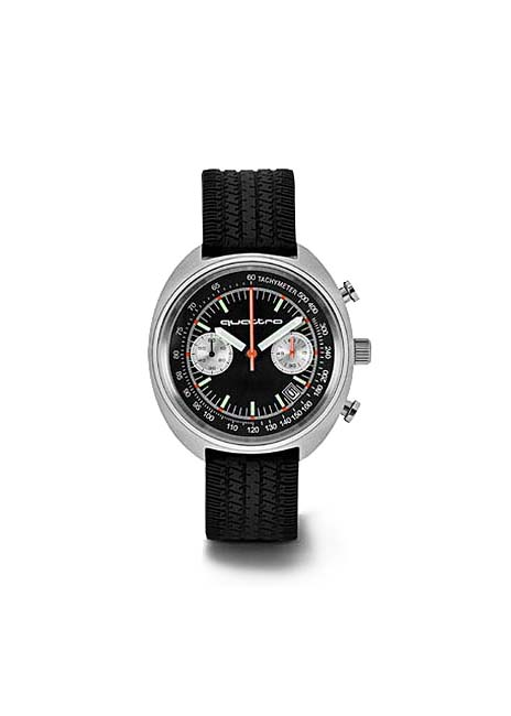 quattro Chronograph Watch Image