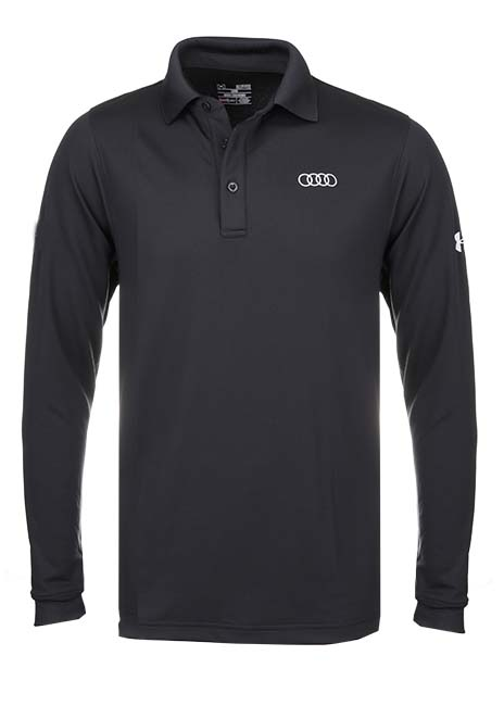 Under Armour Long Sleeve Polo Image