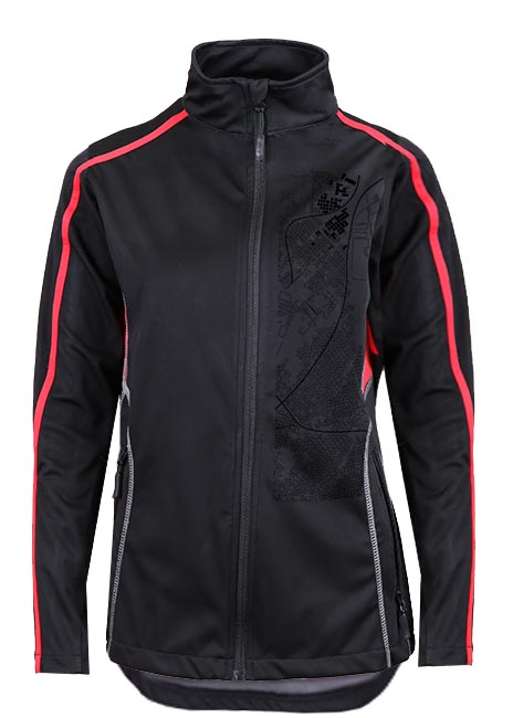 Ingolstadt, Germany Bonded Jacket - Ladies Image