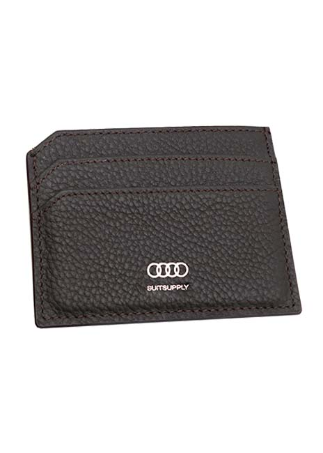 SuitSupply for Audi collection - Dark Brown Card Holder + Tile Image