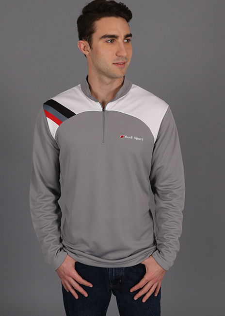 Audi Sport All Season Pullover - Mens Image