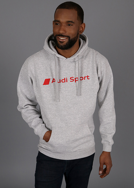 Audi Sport Hooded Sweatshirt Image