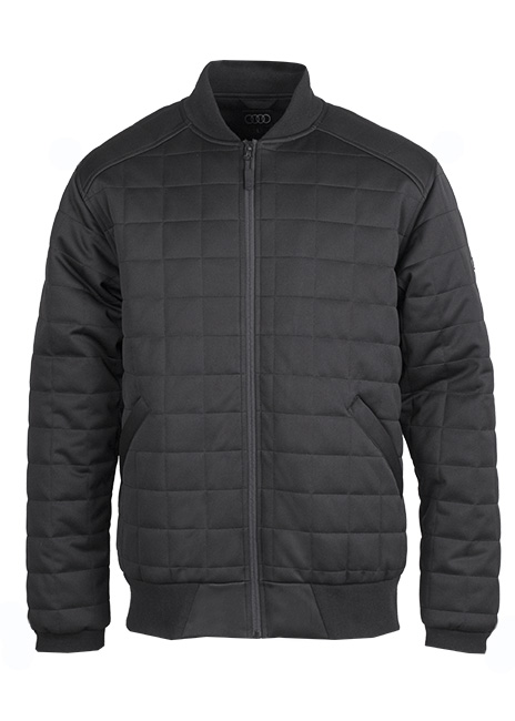 Quilted Sport Jacket - Mens
