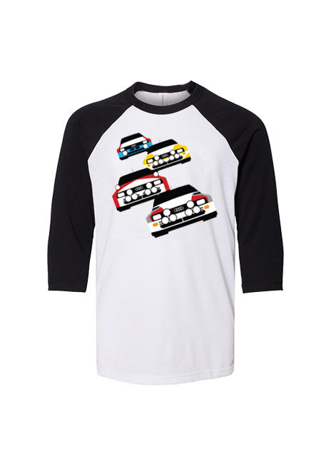 Rally Car T-Shirt - Youth