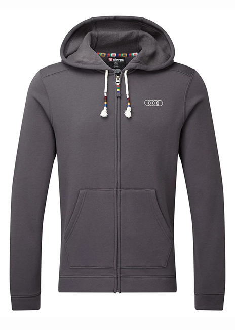Arvada Hooded Full-Zip Fleece - Men's