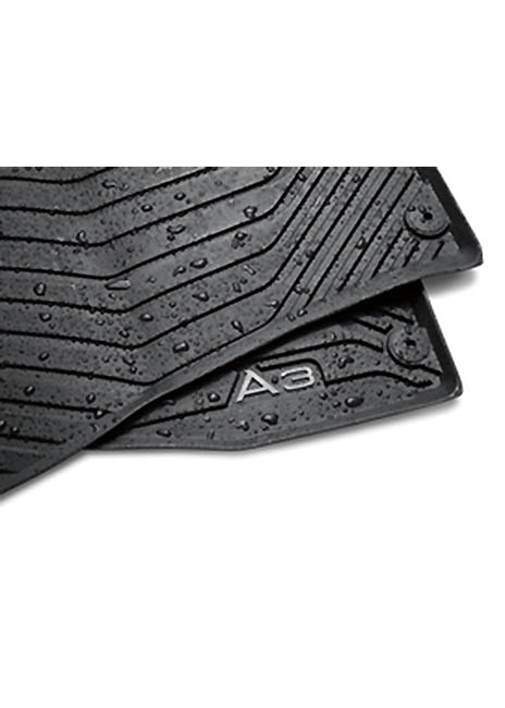 All-Weather Floor Mats (Front) - A3 Image