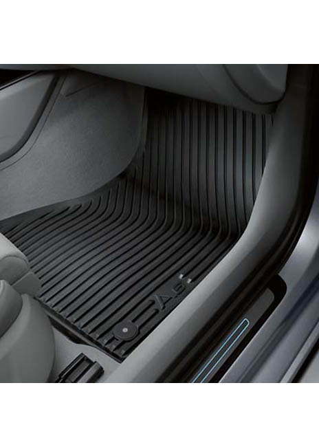 All-Weather Floor Mats (Front) - A6 Image