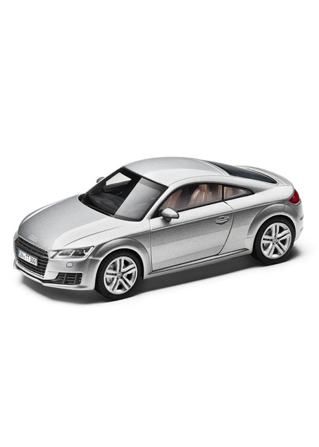 TT Coupe 1:18 Scale Model Image