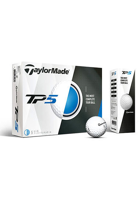 TaylorMade Tour Preferred Golf Balls Image