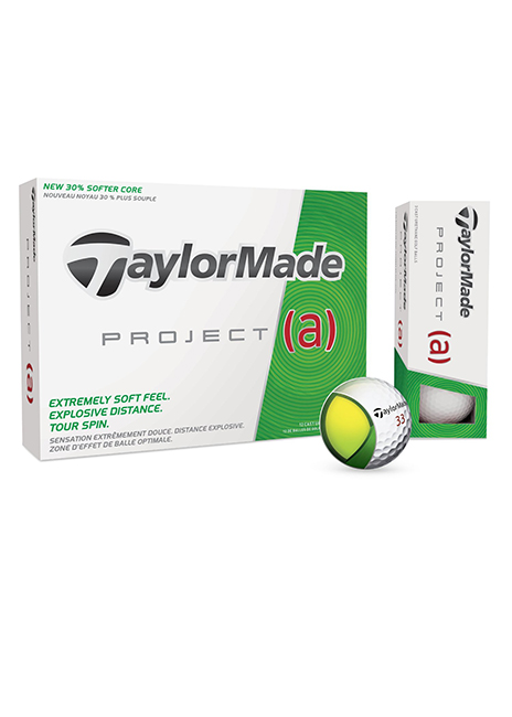 TaylorMade Project (a) Golf Balls Image