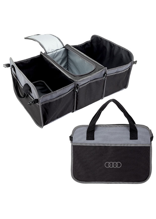 Trunk Organizer with Cooler Image