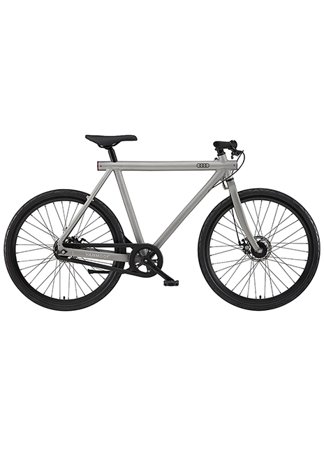 Vanmoof D Series Bike - Gray Image