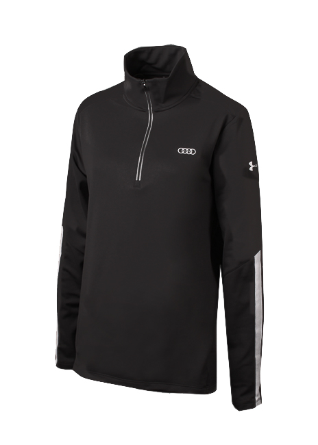 Under Armour 1/4 Zip Pullover - Ladies Image