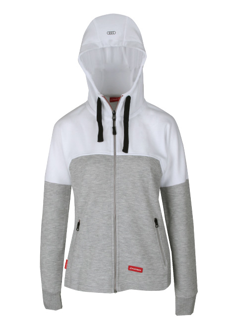 Audi Sport Hooded Sweatshirt - Ladies Image