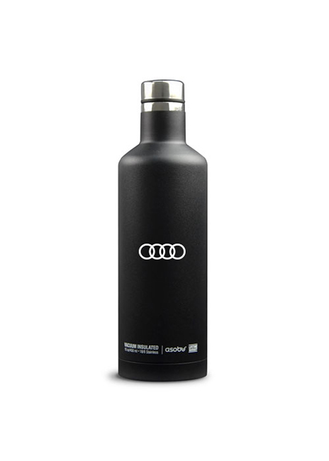 Asobu Times Square Travel Bottle - Black Image