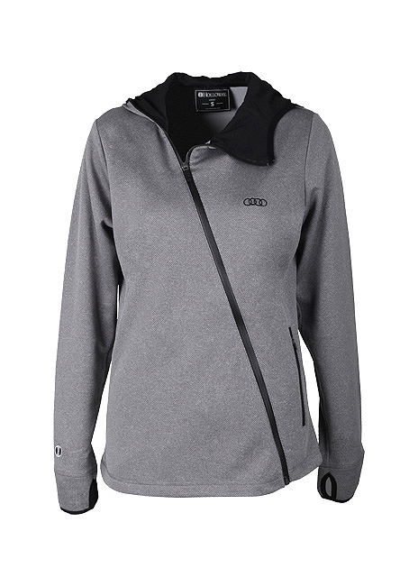 Angled Zip Jacket - Ladies Image