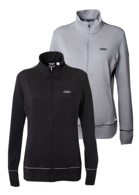 "<b style=""color:#ff0000"">Select Colors on SALE</b><br />Puma Track Jacket - Ladies Image"