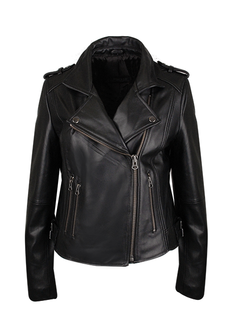 Moto Jacket - Ladies Image
