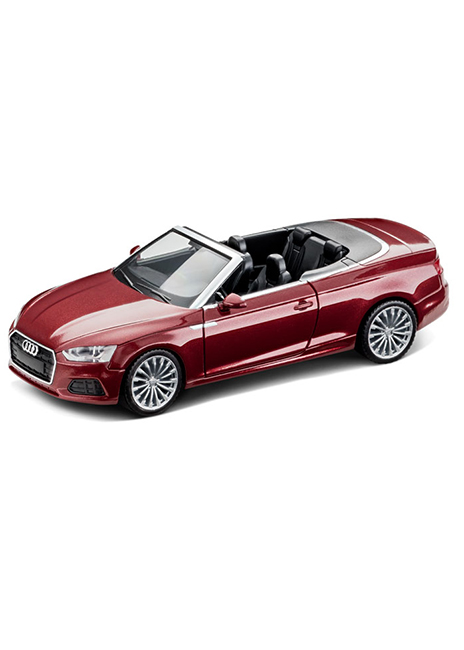 A5 Convertible 1 87 Scale Model Image
